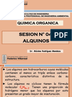 SESION N° 04-2 ALQUINOS