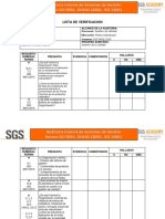 Activida 2 Modulo 5 Lista de Verificacion