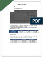 Electrotecnia Informe 5 Final