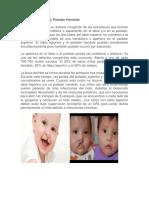 enfermedades congenitas