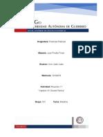 Finanzas Publicas - Onceavo Resumen