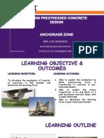 Anchorage Zone