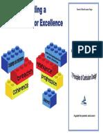 7 Principles of Curriculum Design Leaflet