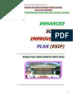 SIP BRHS 2019-2022