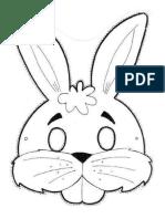 Plantillas Conejos de Pascua