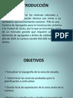 13diseños de Explotacion CANTERAS FUNDAMENTOS