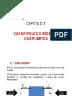 Cap- 3 Cuadripolos PDF