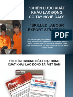 12 Oct 2010 Skilled Labour Export Strategy