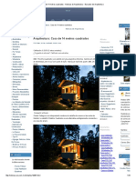 Casa de 14 Metros Cuadrados - Noticias de Arquitectura - Buscador de Arquitectura