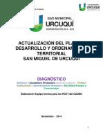 Urcuquí PD y OT 2015