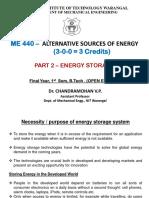 2. Energy Storage
