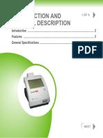 Bayer Clinitek - Service Manual