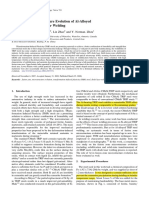 Fusion Zone Microstructure Evolution of Al-Alloyed TRIP Steel in Diode Laser Welding