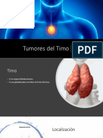 Tumores Del Timo