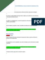 Quiz 1 -Analisis de Procesos Organizacionales