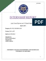 Final Year Report Internship-1