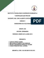 Unidad 5. Investigacion Documental. Garcia Perez Daniel