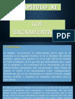 Tratado General de Los Sacramentos - Cap. Xi