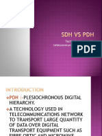 SDH vs DH