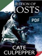 Cate Culpepper Una Cuestión de Fantasmas.