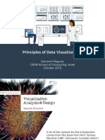 Principles of Data Visualization