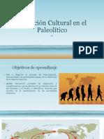 3 Evolución Cultural en El Paleolítico