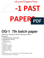 Banking paper notes