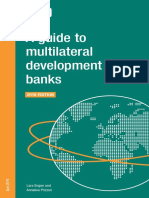 A Guide to Multilateral Development Banks