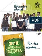 Proyecto Educativo Institucional (PEI) SENA CME