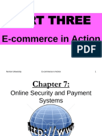 The Key Dimensions of E-commerce Security (Cont.)