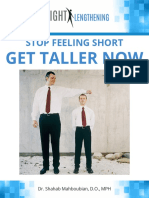 Get Taller Now eBook