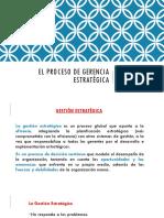 Quinta Clase Proceso de La g.e.
