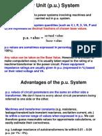 pu system