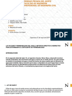 mecanica de suelos ley de darcy.pptx