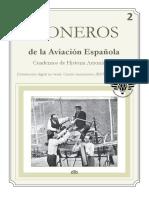 PIONEROS Cuadernos de Histª de La Aviación Española Núm. 2 (1)