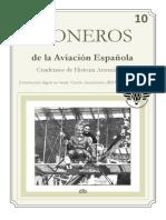 PIONEROS Cuadernos de Histª de La Aviación Española Núm. 10
