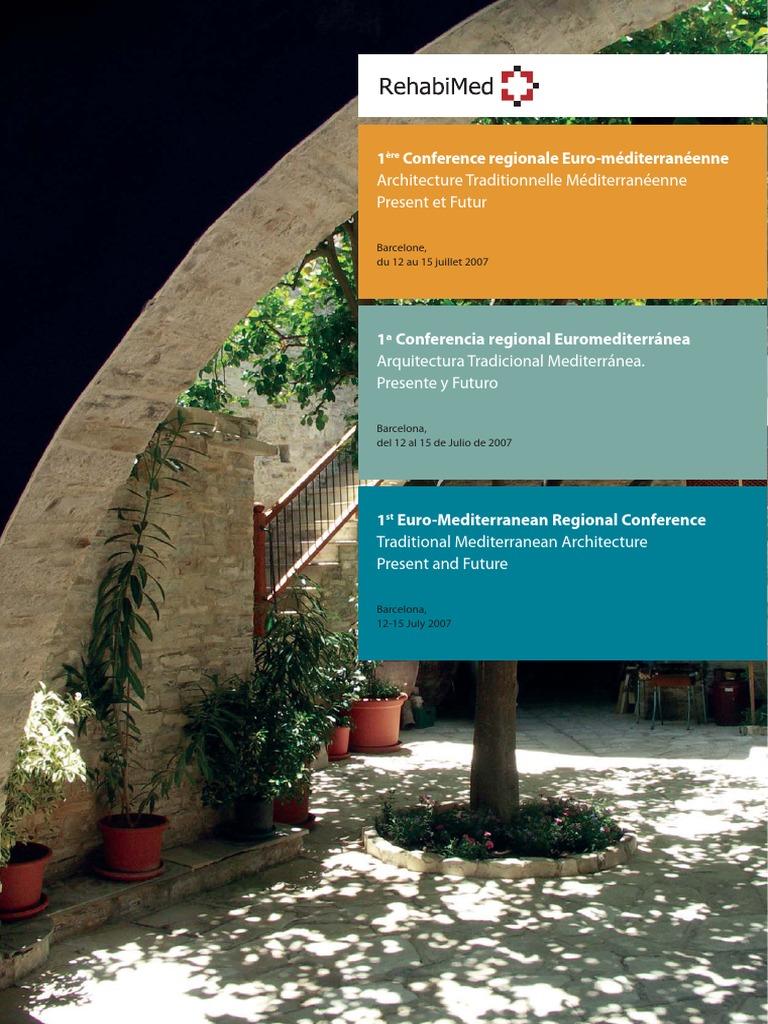 Beton De Synthese Avis euromediterranean conference