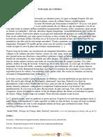 Devoir de Contrôle N°1 - Français  - 3ème Math (2011-2012)  Mme TAÏEB Fatma
