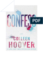 Colleen Hoover - Confess (PL)