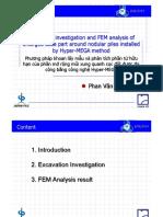FEM analysis_nodular pile