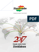 2017 Trade Directory of Zimbabwe