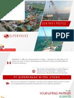 Superkrane Company Profile Presentation v8