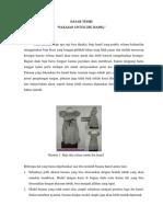 Dasar Teori Pakaian Untuk Bumil