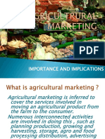 Agricultural Marketing[1993]