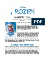 Disney Frozen a Short Study