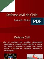 Defensa Civil de Chile
