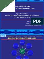 Paper 2 Complete DCS Failure