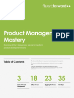 Product Management Mastery