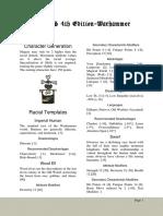 GURPS 4e - [Unofficial] Warhammer.pdf