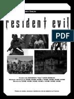 GURPS 4e - [Unofficial] Resident Evil.pdf